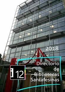 Directorio Digital de Bibliotecas Santafesinas