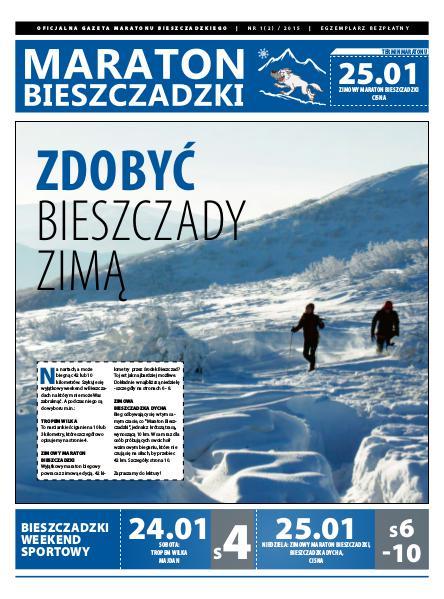Maraton Bieszczadzki nr 1 (2) / 2015