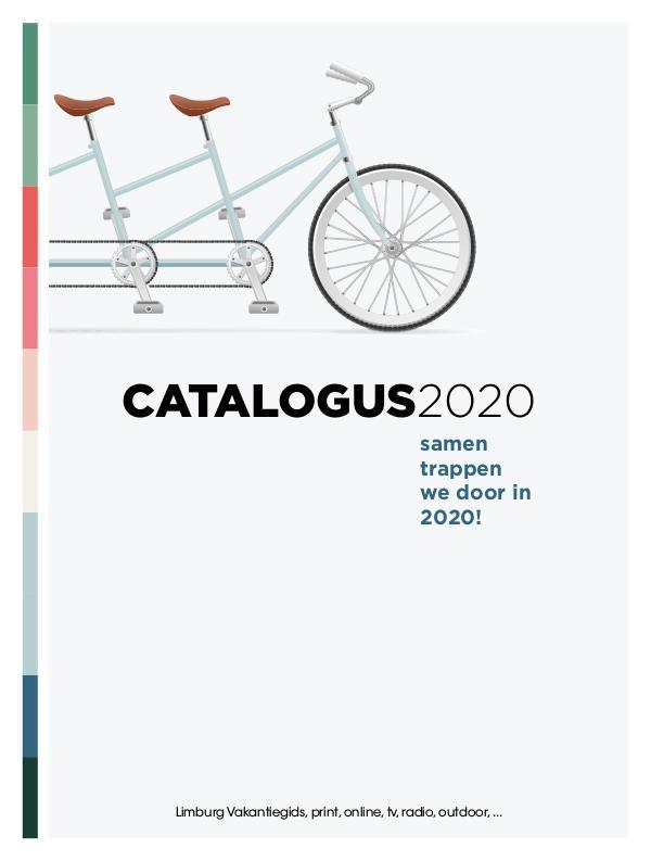 Catalogus 2020 Catalogus 2020