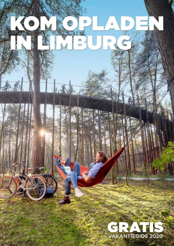 Limburg Vakantiegids 2020 Limburg_Vakantiegids_2020
