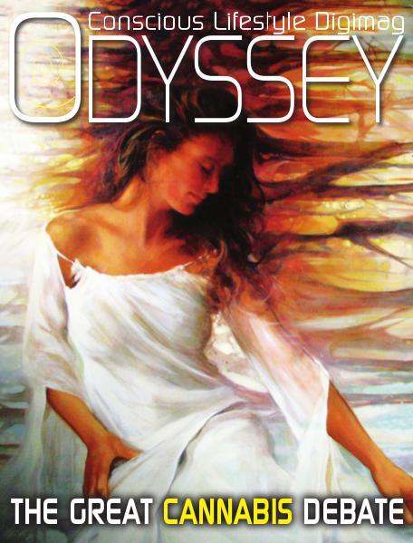 Odyssey Magazine Issue 4, 2015