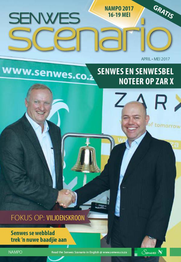 Senwes Scenario April / Mei 2017