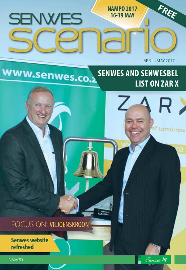 Senwes Scenario April / May 2017