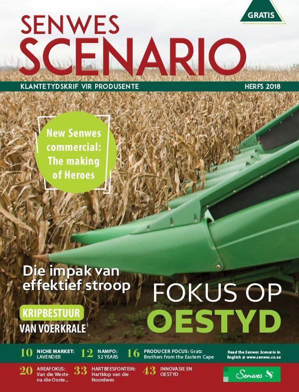 Senwes Scenario April / Mei 2018