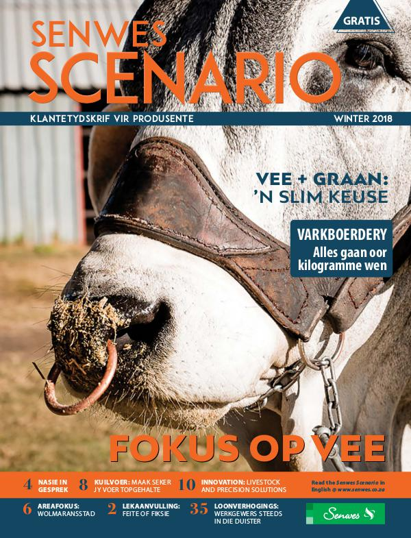 Senwes Scenario Junie / Julie 2018