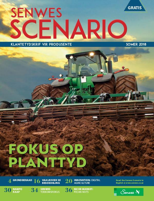 Senwes Scenario Oktober/November 2018