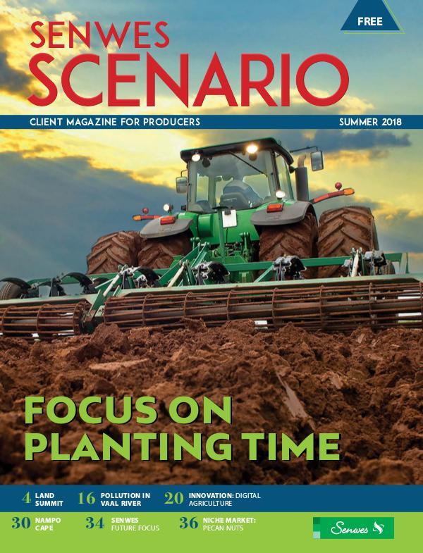 Senwes Scenario October/November