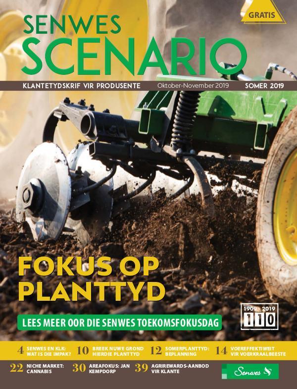 Senwes Scenario Oktober / November 2019