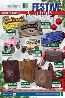 Hinterland Promotions