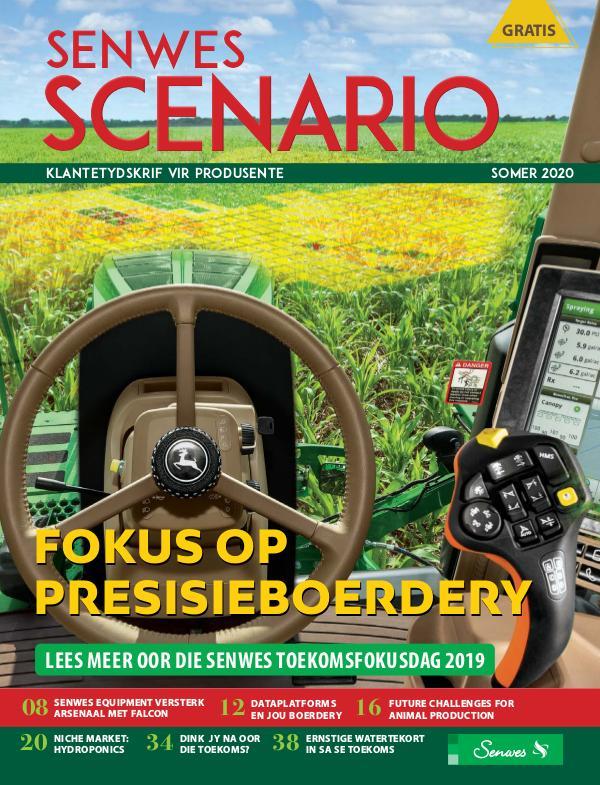 Senwes Scenario Desember - Februarie 2020