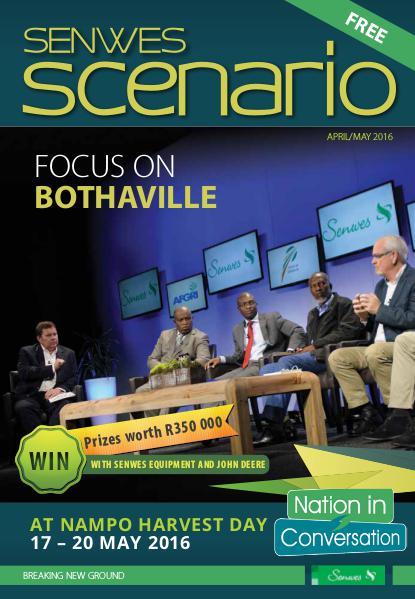 Senwes Scenario April / May 2016