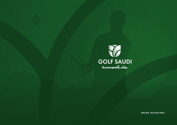 Golf Saudi - Branding Developemnt 2019