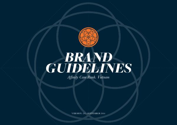 Brands Guideline Samples P54 Lotus Cam Ranh - Brand Guidelines 2016