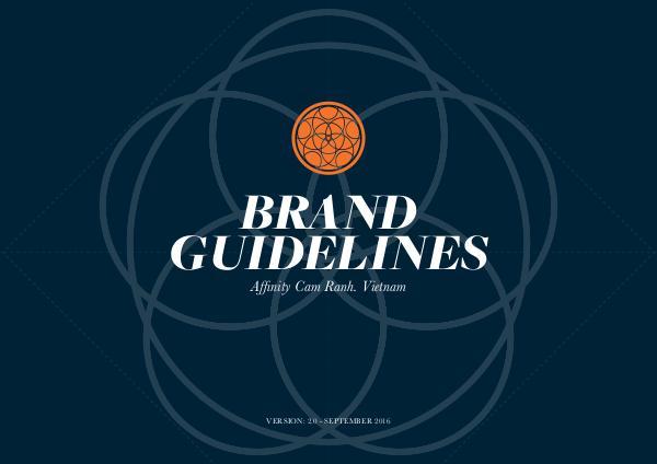 Lotus Cam Ranh - Brand Guidelines 2016