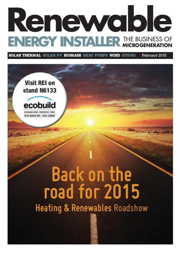 Renewable Energy Installer February 2015