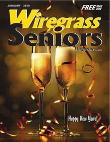 Wiregrass Seniors Magazine January 2018