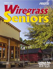 Wiregrass Seniors Magazine March 2018