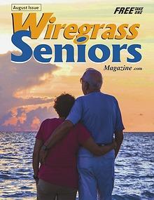 Wiregrass Seniors Magazine August 2018