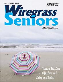 Wiregrass Seniors Magazine September 2018