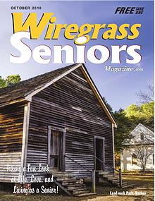 Wiregrass Seniors Magazine October Issue