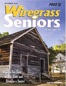Wiregrass Seniors Magazine October Issue