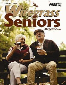 Wiregrass Seniors Magazine January 2019