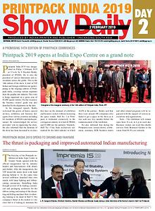 2nd Day ShowDaily- Bulletin