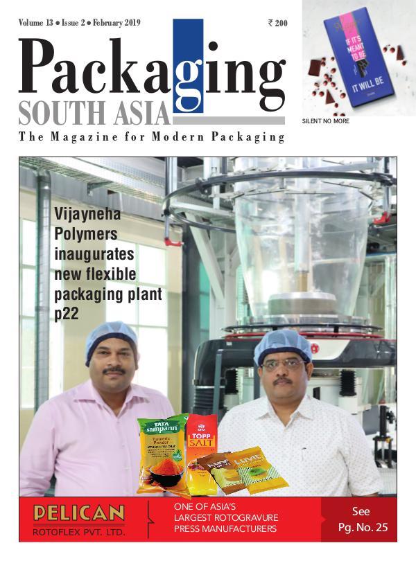 Packaging South Asia - FEB2019 - eMagazine PSA-FEB2019-eMagazine