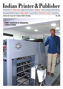 Indian Printer and Publisher - October 2019 issue