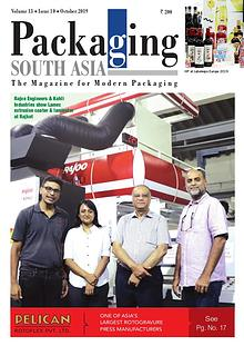 Packaging South Asia - October 2019 issue