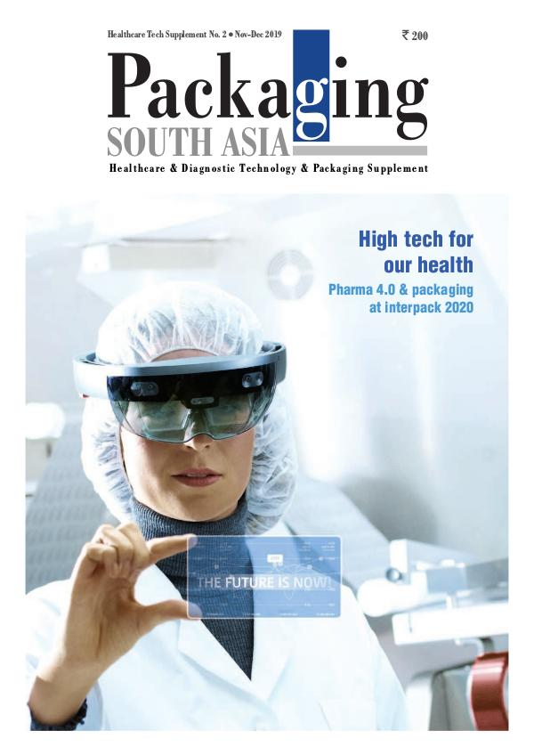 Packaging South Asia Healthcare Tech Supplement PSA Supplement