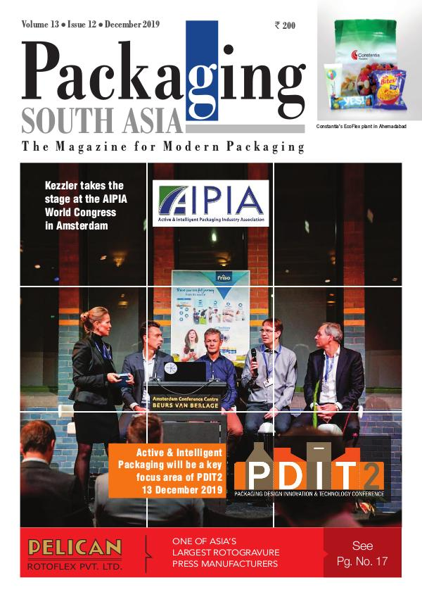 Packaging South Asia December 2019 issue PSA-Dec2019