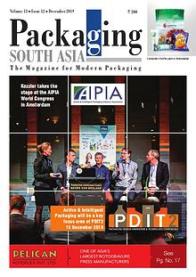Packaging South Asia December 2019 issue