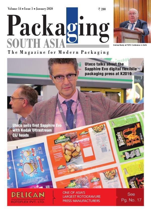 Packaging South Asia - January 2020 eMagazine PSA January 2020 - eMagazine
