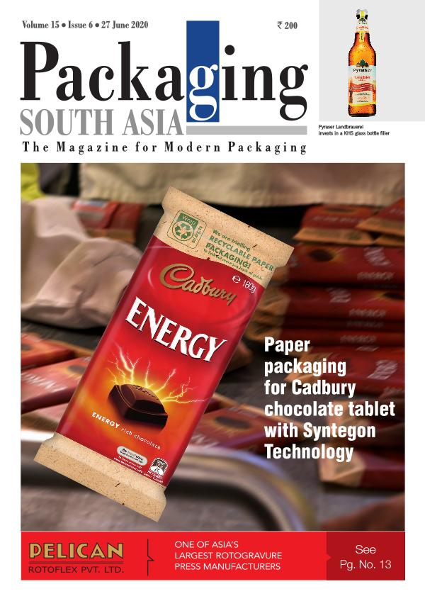 Packaging South Asia - June 2020 issue