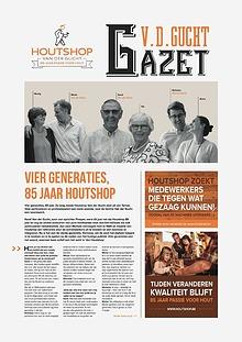 Houtshop Gazet
