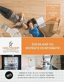 Houtshop magazine - Najaar 2018