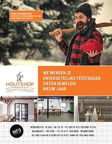 Houtshop magazine - Winter 2018