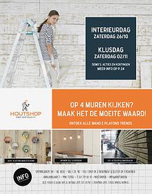 Houtshop magazine - Herfst 2019
