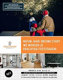 Houtshop magazine - Winter 2019