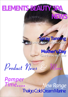 Elements Beauty Spa News