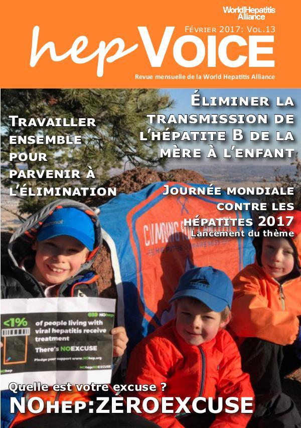 hepVoice (édition française) Vol.13
