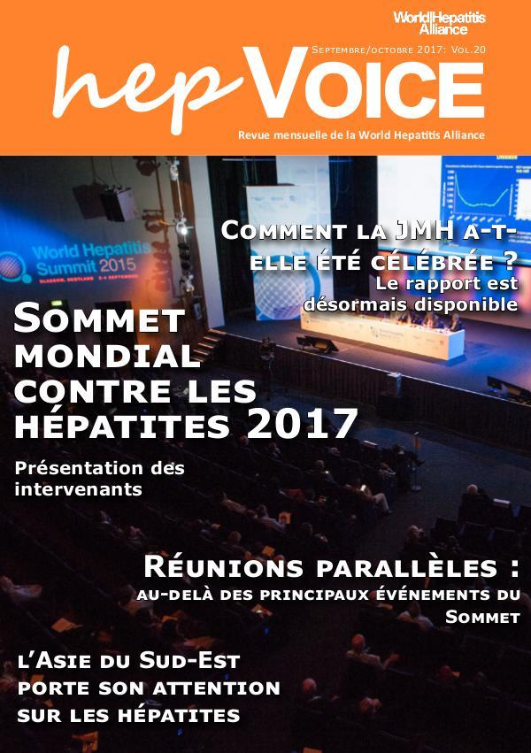hepVoice (édition française) Vol.20
