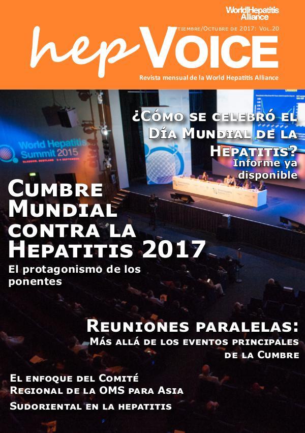 hepVoice (edición española) Vol.20