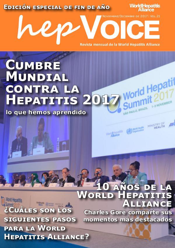 hepVoice (edición española) Vol.21