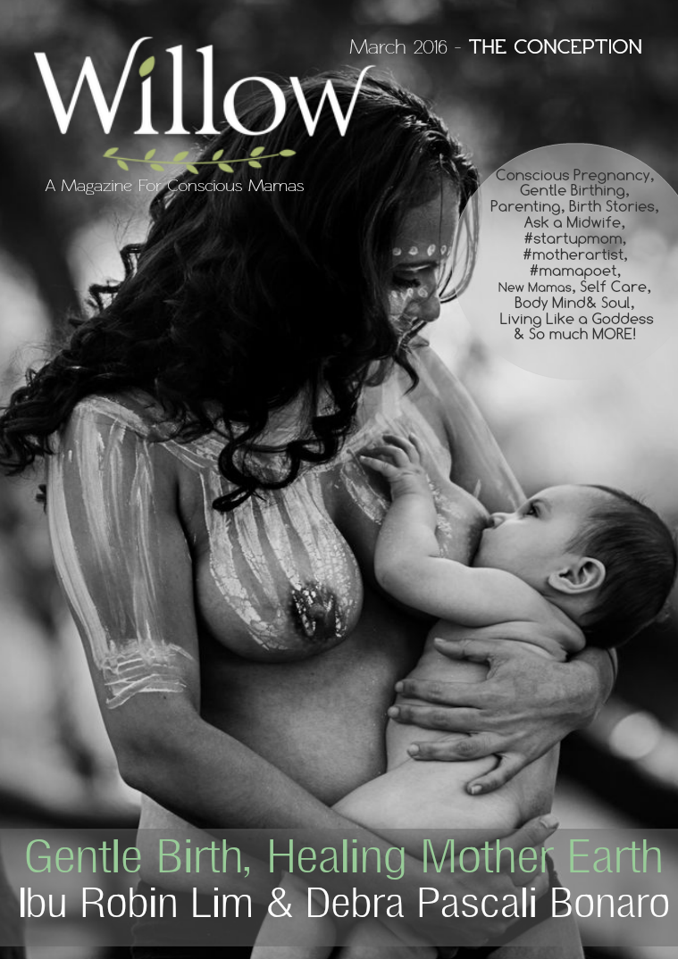 Willow Magazine THE CONCEPTION