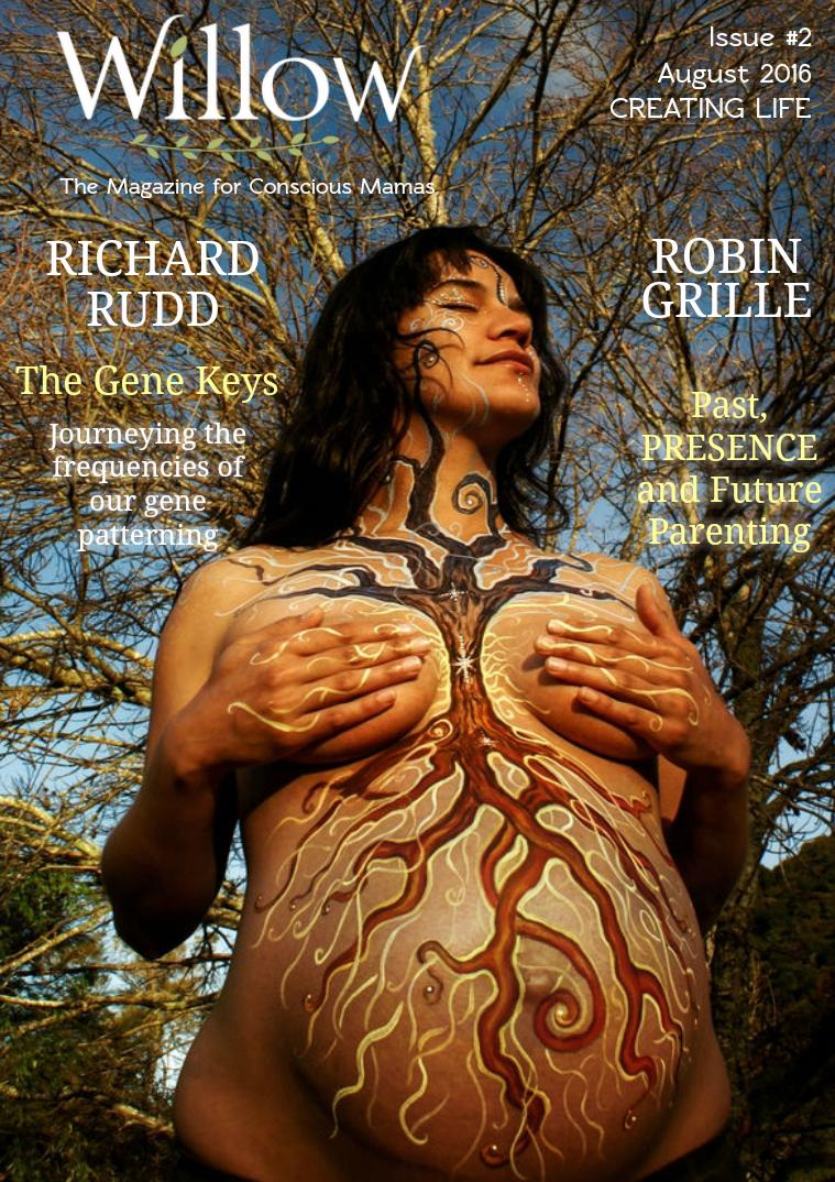 Willow Magazine CREATING LIFE