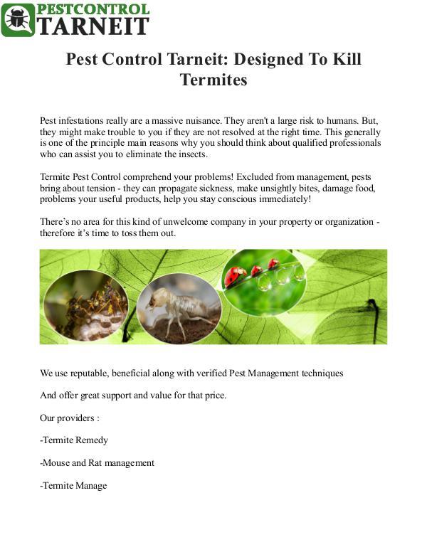 Pest Control Service Tarneit Melbourne Termite Pest Control Service Tarneit Melbourne