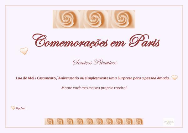 Comemorações em Paris 2