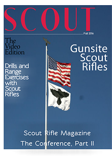 Scout Rifle Magazine